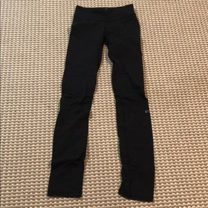 Splits59 black leggings